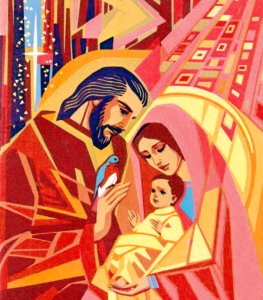image_Holy Family by Waiting For The World